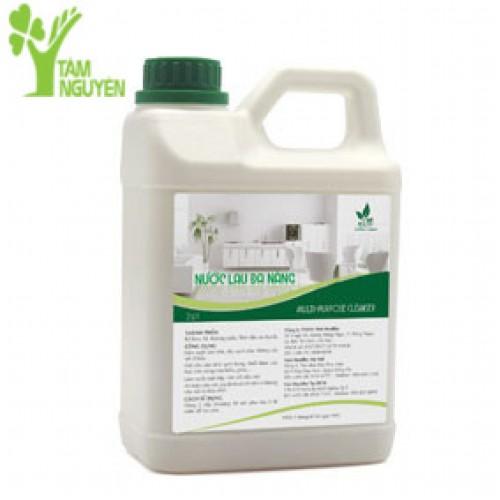 Nước lau sàn đa năng tự nhiên 2 lít