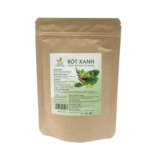 Bột xanh Viet Healthy - Bịch 150gr