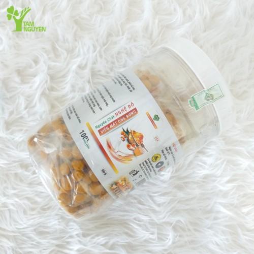 Nghệ đỏ viên mật ong rừng Mẹ Ken (1kg)