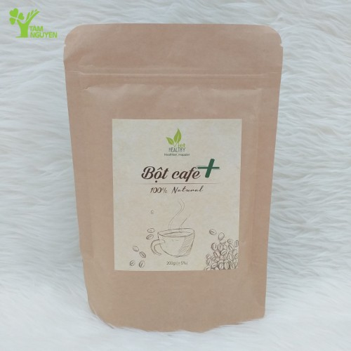 Bột Cafe + viethealthy 200g